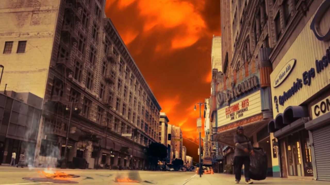 apocalypse background with explosion v1 youtube