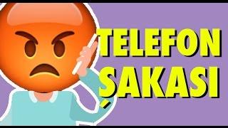 TELEFON ŞAKASI - Gösterdiğim Emoji Gibi Konuş!
