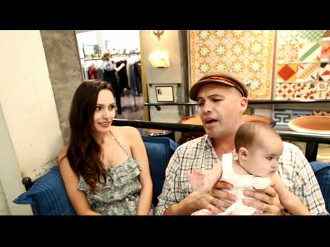 BILLY ZANE AND FAMILY