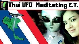 Thai UFO Kaokala, Meditating for aliens