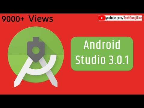 Android Studio 3.0.1 🔥। 2018 Latest Version