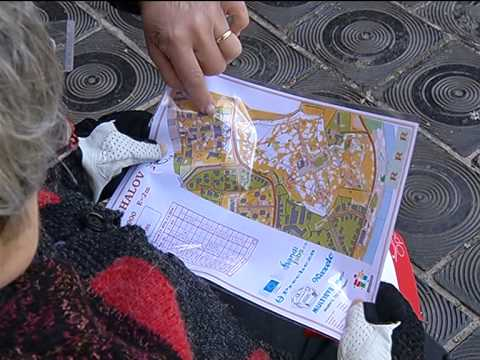 INSPORT - Handi Jobs Local Event - Orienteering for people with disabilities
