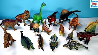 Lots of Dino Toys Collection For Kids - Schleich Animal Planet Dinosaurs