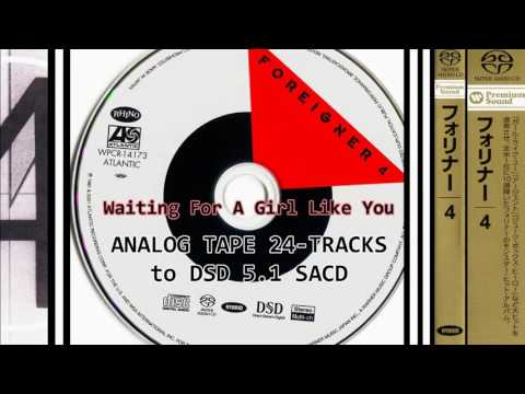 Waiting For A Girl Like You (SACD) Foreigner