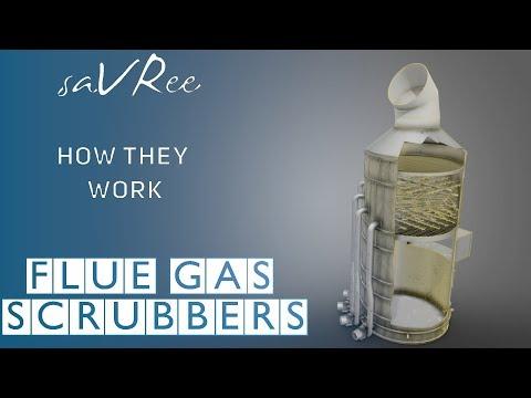 How Flue Gas Desulfurization (FGD) Works