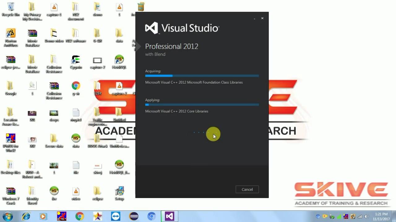 Microsoft visual studio professional 2012 free download | Visual
