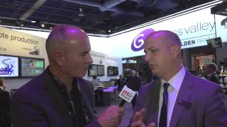 NAB 2015: Grass Valley offers stability in times of change