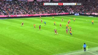 Bayern Munich vs. Hertha Berlin