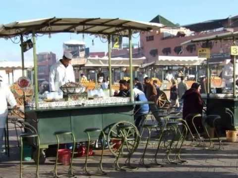 Images du Maroc - Marrakech, Fès, Meknès, Casablanca, Rabat