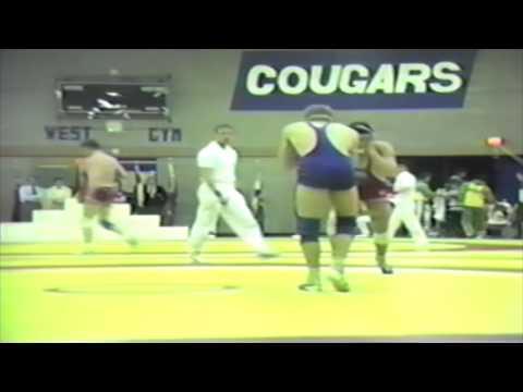 1987 National Espoir Championships Match 22