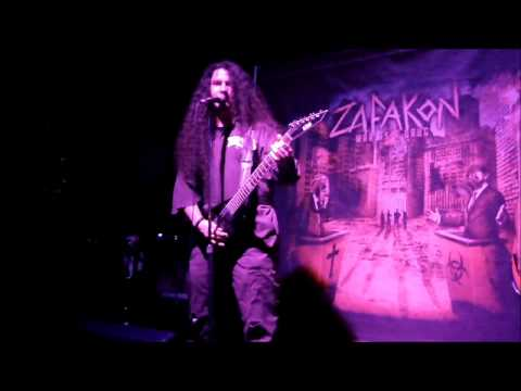 ZAFAKON - Live @ Club Levels, Santurce, PR - May 17, 2014