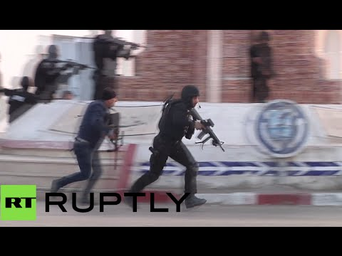 Tunisia deadly clashes: Security forces battle jihadists, dozens killed