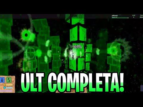ULT COMPLETA DO TECHNOLOGY! - Elemental Battlegrounds