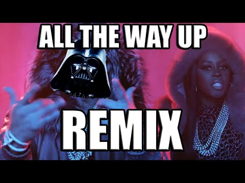 Darth Vader - ALL THE WAY UP - Star Wars Battlefront Gameplay REMIX