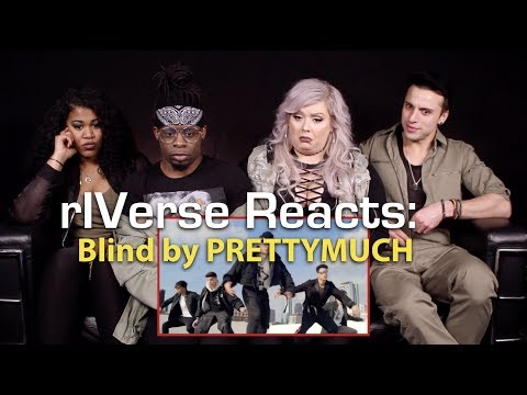 rIVerse Reacts: Blind by PRETTYMUCH - M/V Reaction Mp3