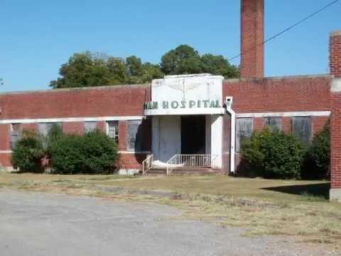 Abandoned Mississippi Hospitals