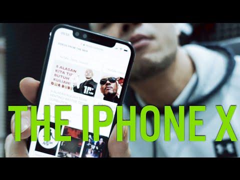 INI IPHONE X 📱DAN KACAU... (Iphone X INDONESIA )