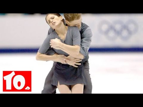 Top 10 Sexy Moments in Figure Skating