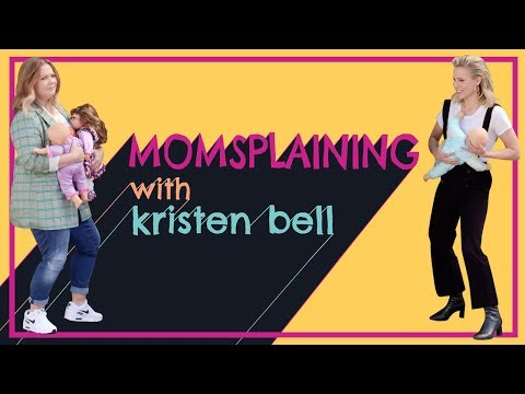 #Momsplaining With Kristen Bell: Sleep Deprivation With Melissa McCarthy