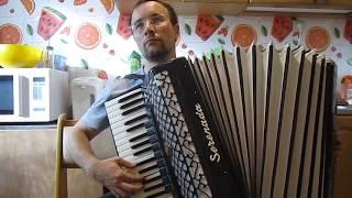 Matthew Koma - Kisses Back (аккордеон)