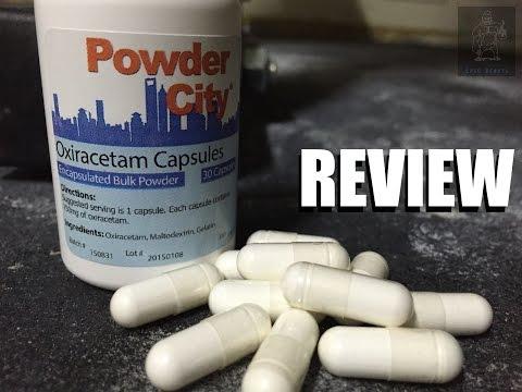 Oxiracetam   Powder City Review @EpicBeasts