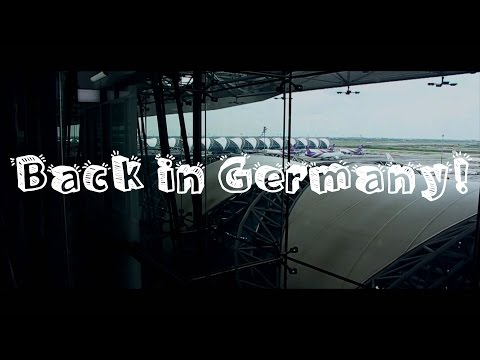 # Vlog 15 | Back in Germany !! | [+HD]