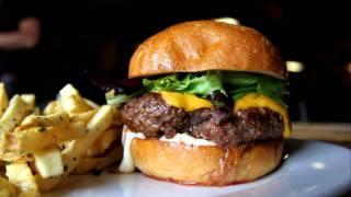Burgasm: Whiskey Burger - Formoli's Bistro - Sacramento, Ca