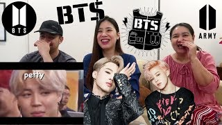 "Gambar cover Vlog #106 | FAMILY REACTS TO #BTS ""Jimin Being Petty/Sassy AF"""