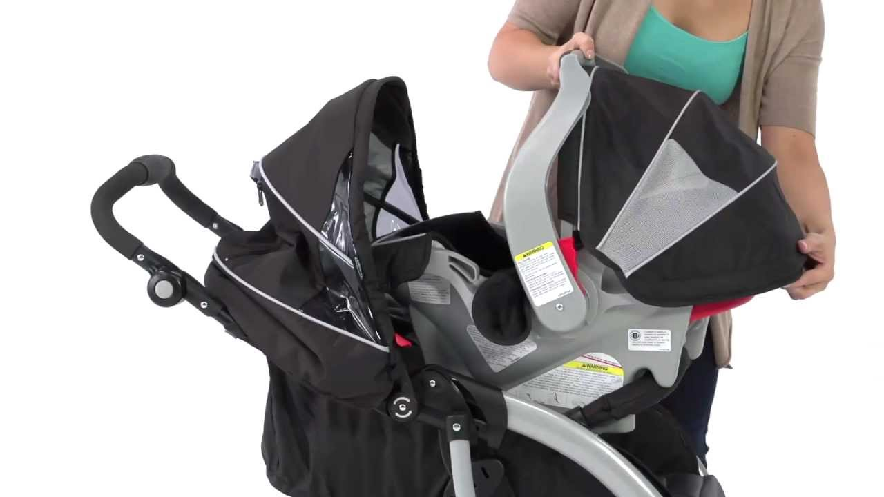 Graco Trekko Classic Connect Stroller