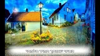 אייל גולן - אמרי לי (קריוקי - אסף מועלם)