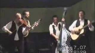 "Sandy Boys Stringband - ""Dark Hollow Blues"""