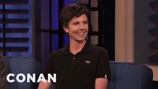 Tig Notaro On Her 3-Year-Old Twins' Hacky Sense Of Humor - CONAN on TBS