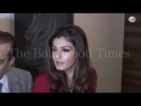 Gorgeous Raveena Tandon At SAVVY Cover thumbnail