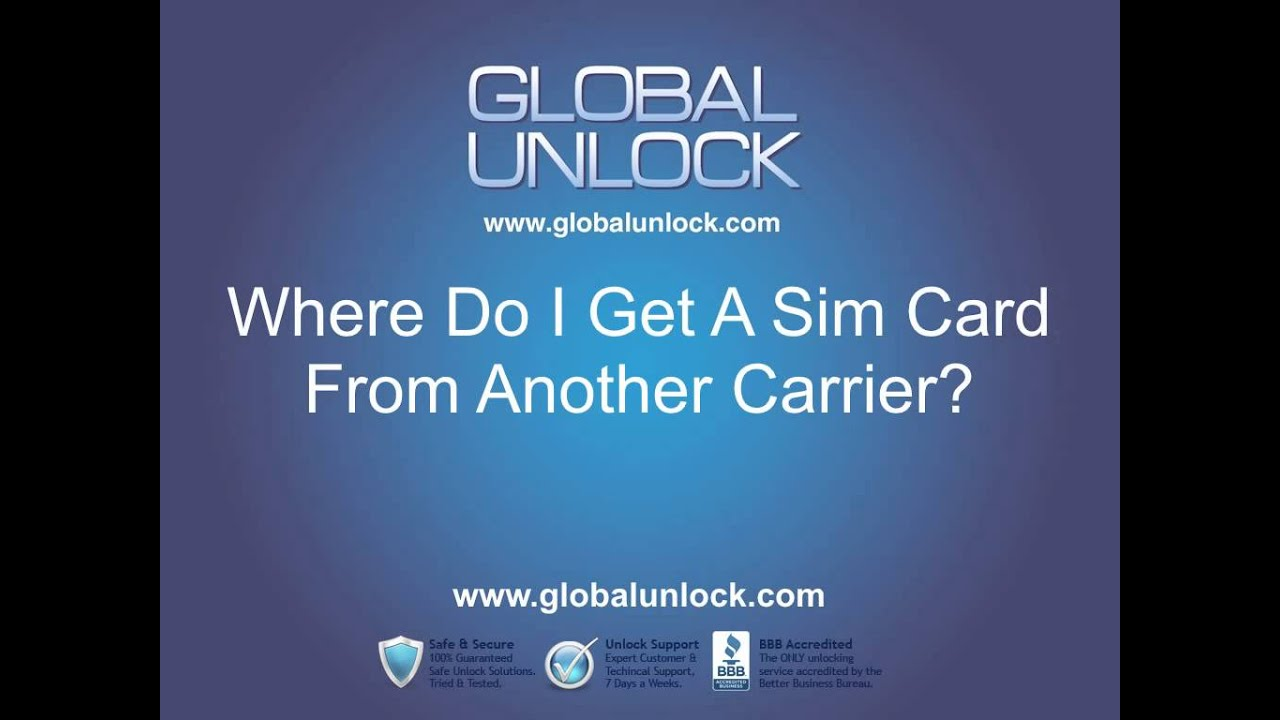 how to get proofless sim