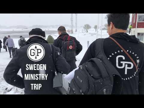 Sweden Ministry Trip - Winter 2018