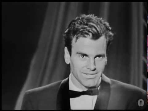 Maximilian Schell winning Best Actor