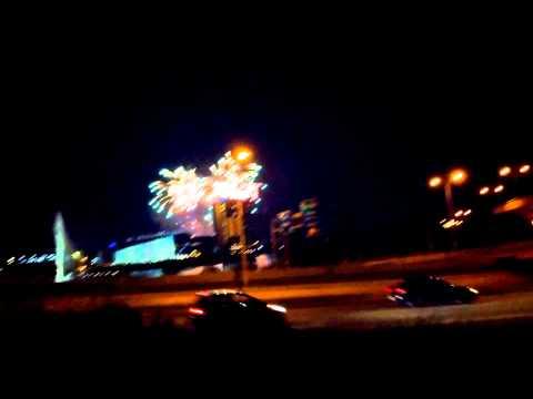 Grand feux du casino.. Casino fireworks