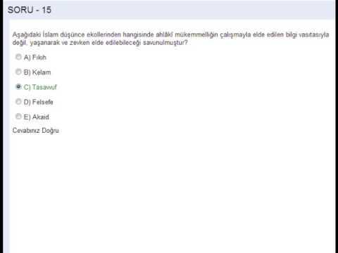 download TASAVVUF 2012-2013 VİZE ÇÖZÜMÜ