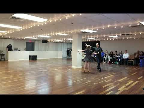 I can make your Hands Clap! (cha cha, Rumba, and Swing fusion)