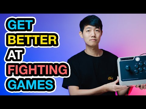 how to get better at fighting games tips guide