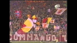 Roma Udinese 4-0 1998-1999 gol di Eusebio Di Francesco
