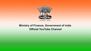 The official YouTube channel of Ministry of Finance, Government of India