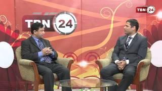 TBN24 Special Talk Show Dilli Raj Bhatta with Asraful Hasan Bulbul