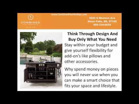 Invest In New Patio Furniture   Patio Furniture Store Sioux Falls, Firepits, Hot Tubs