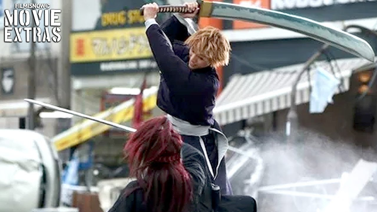 BLEACH | Behind the Scenes Featurette (OV)