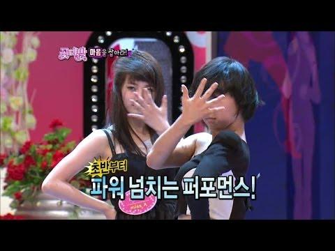 【TVPP】Miss A - Poker Face (Lady GaGa), 미쓰에이 - 포커페이스 (레이디 가가) @ Flowers
