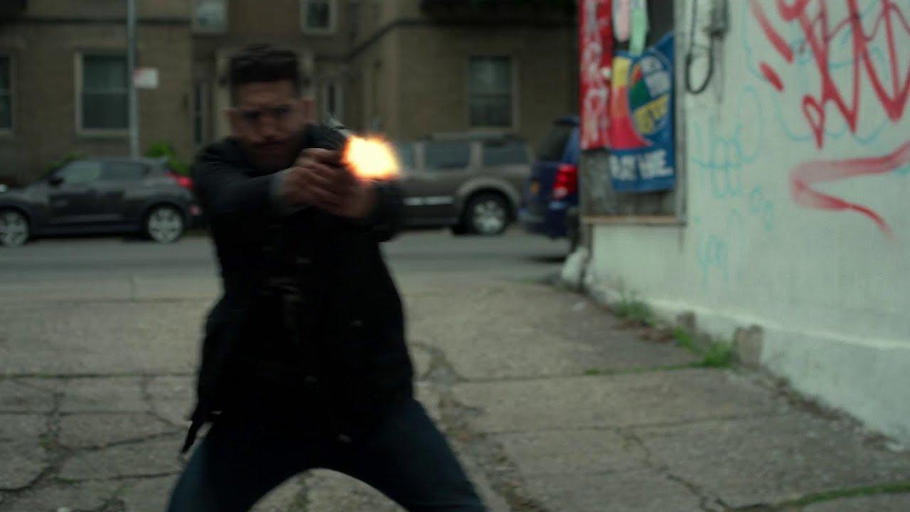 Download Marvel's The Punisher Season 2 Frank investigates Billy - Frank vs 6 men [1080p]