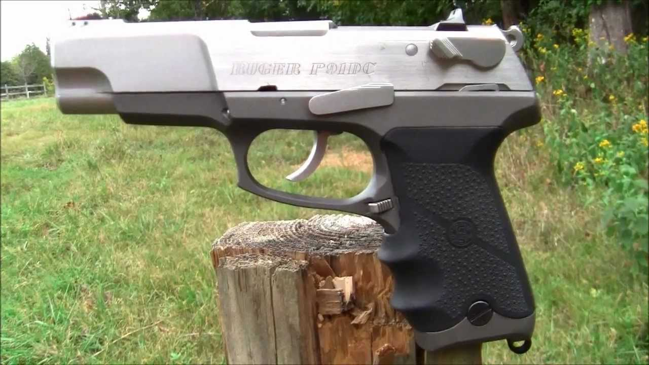 Shooting The Ruger P91dc 40cal