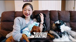 Meet Mirai Nagasu: Driven and Determined