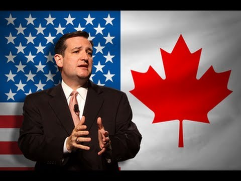 Oh, the Irony: Ted Cruz Renounces Canadian Citizenship